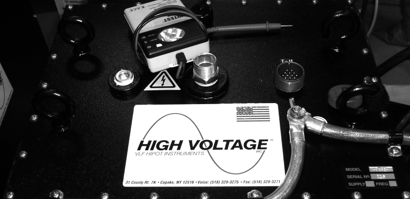 High voltage test sets, VLF, DC , AC test sets