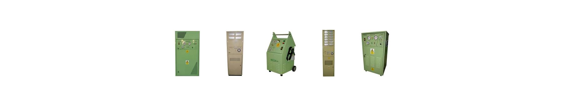 1128 - P Drallim Telecom Waveguide Dehydrator 12434 Used