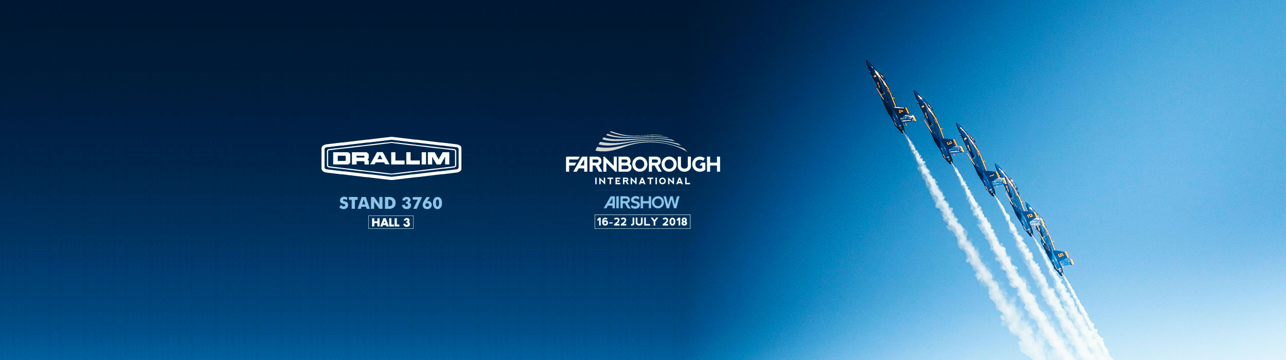 Farnborough International Airshow 2018